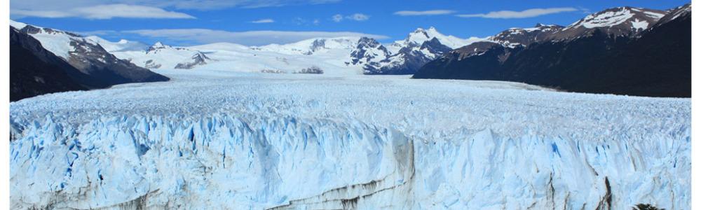 Argentina. Perito Moreno en fotos