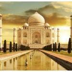 Taj Mahal. India en fotos