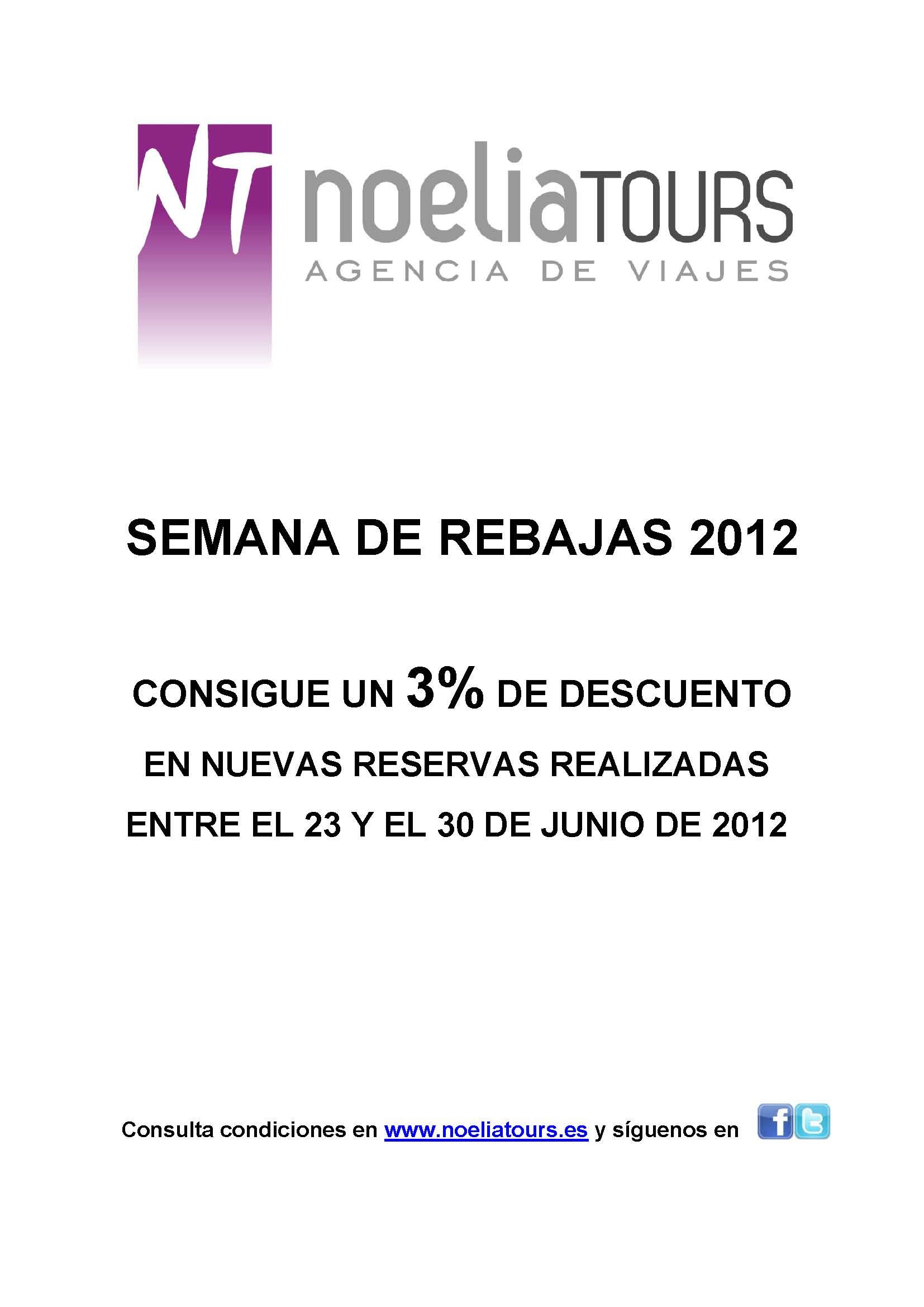 ofertas en viajes 2012