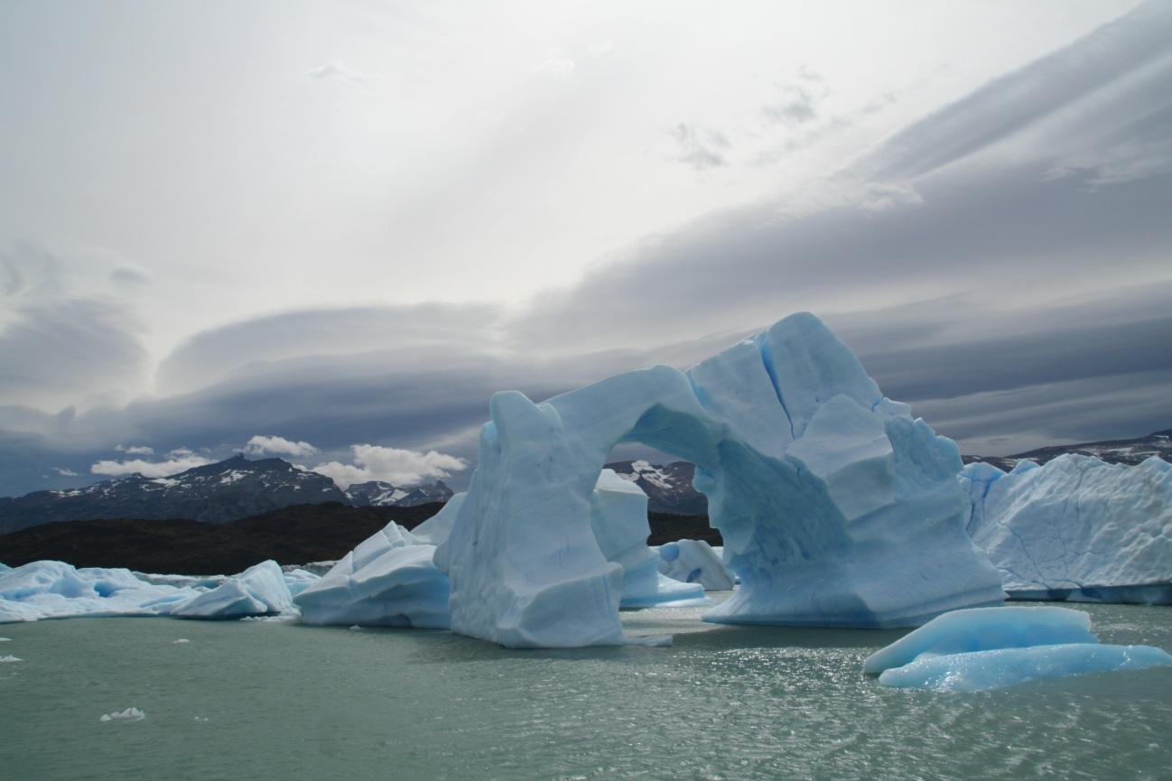 Ven a la Patagonia a ver el Perito Moreno