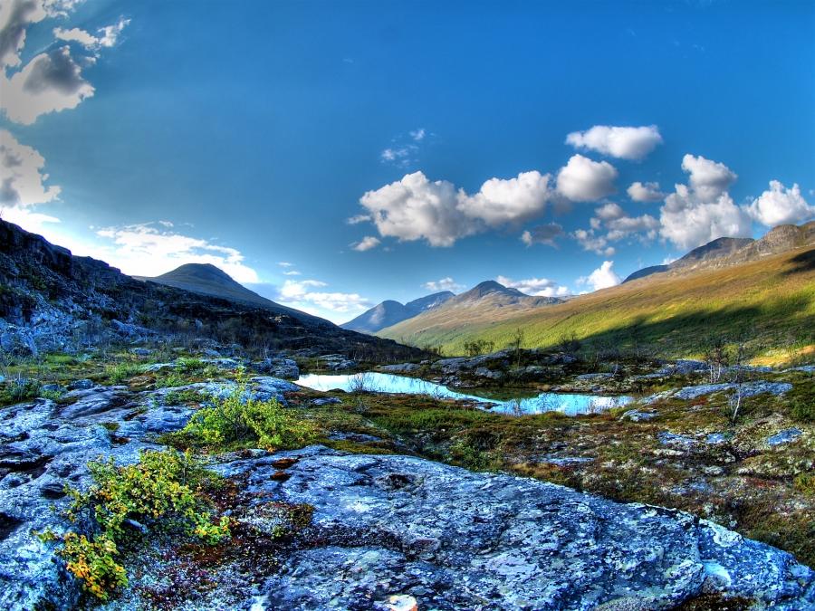 La belleza salvaje de Noruega