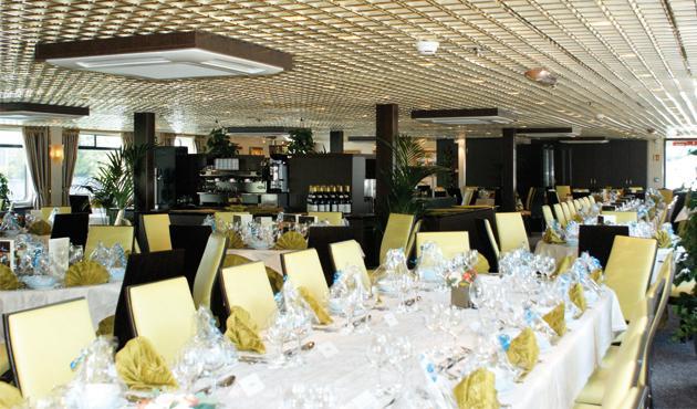 Restaurante del crucero MS Vivaldi