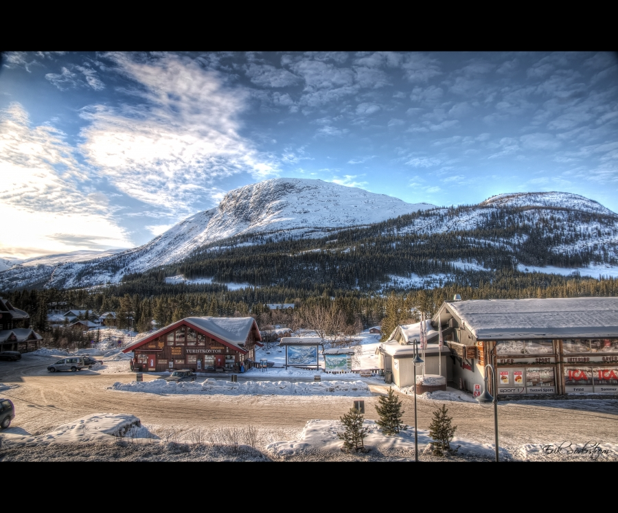 Disfruta de Noruega