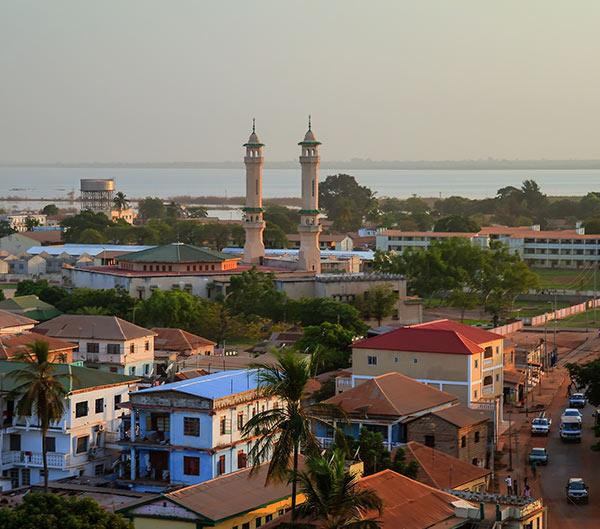 viaje a Gambia