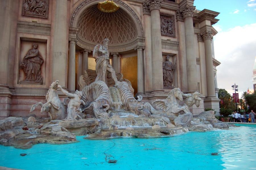 Qué ver en Roma en 4 días. La fontana di trevi