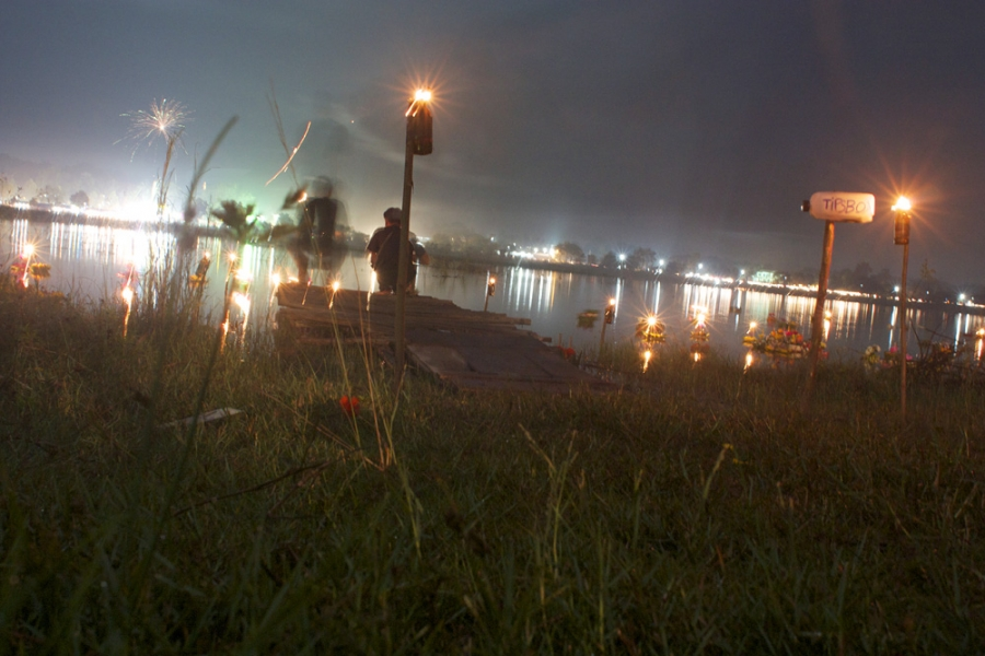 Festival Tahilandes Loy Krathong