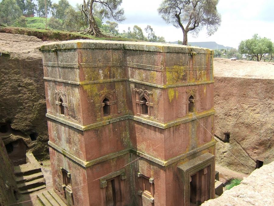 Lugares para viajar en Navidad. Etiopia