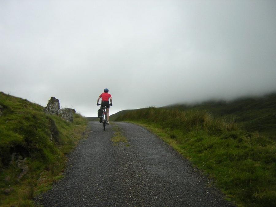 Disfruta de un viaje por Irlanda en bicicleta
