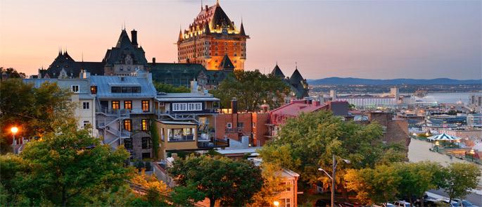 Ruta por EEUU y Canada: Quebec