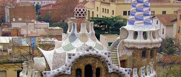 Crucero Ochentero: Barcelona