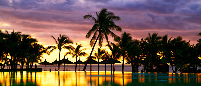 Viaje de novios Islas Mauricio