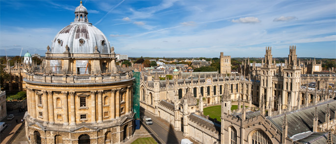 Visitar Oxford