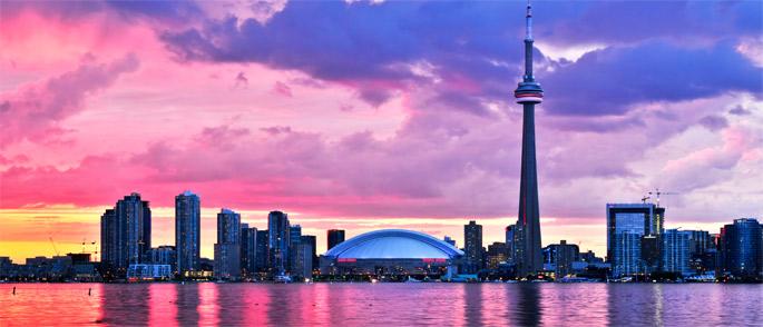 viajar Canada