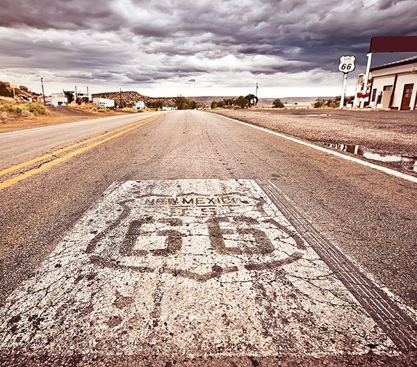 Hacer la Ruta 66