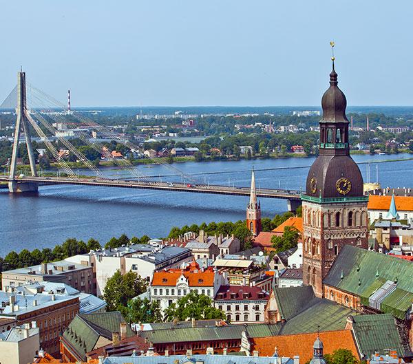 Recorrido por los paises balticos