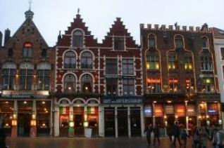 lugares que visitar en Bruselas y Brujas