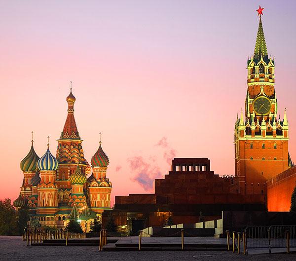 Viaje Paises Balticos y Rusia