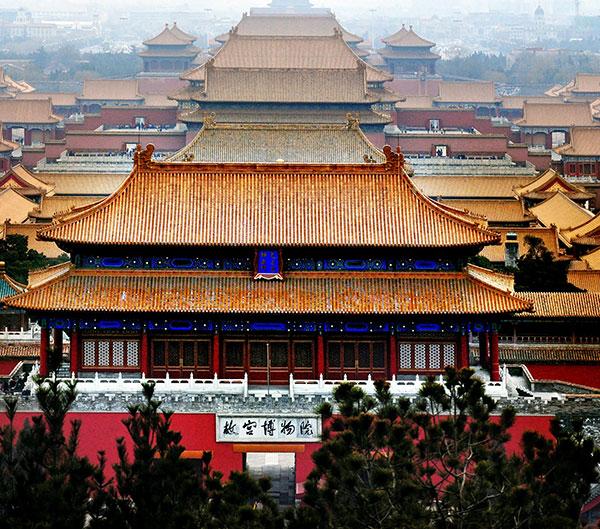 Ruta China Clásica