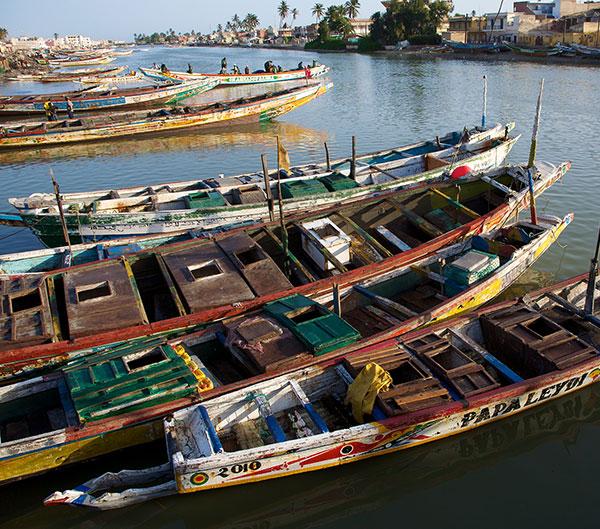 Ruta por Senegal en 4x4