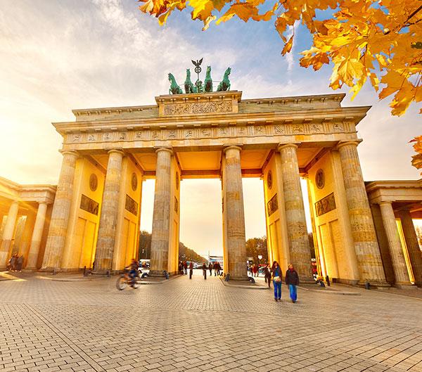 Ruta por Alemania