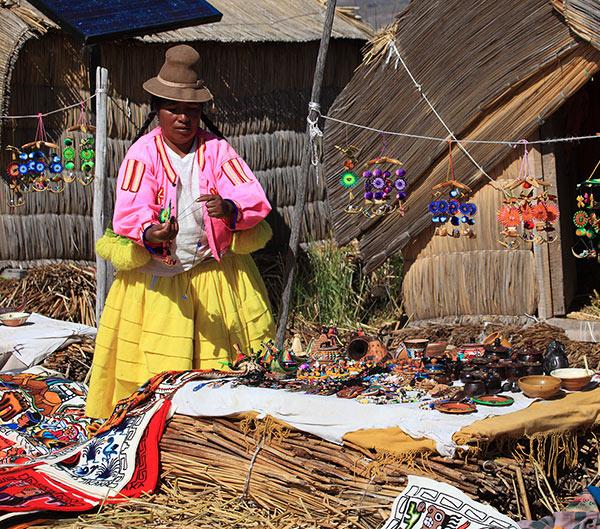 Viajar a Peru