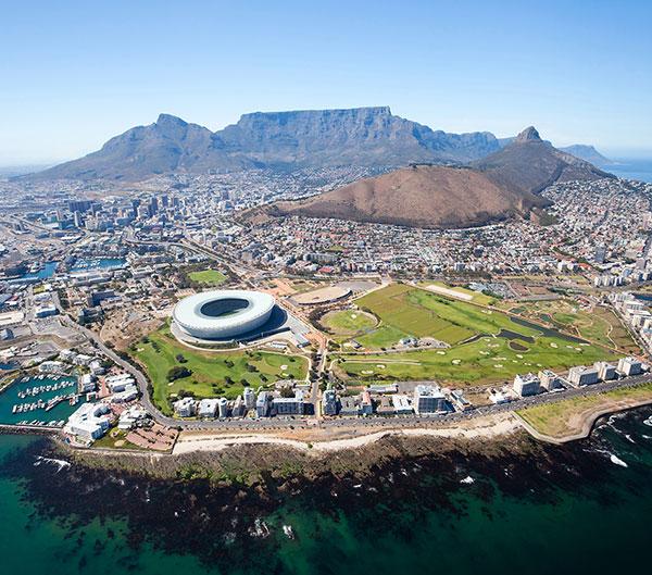 Viajar a Sudafrica