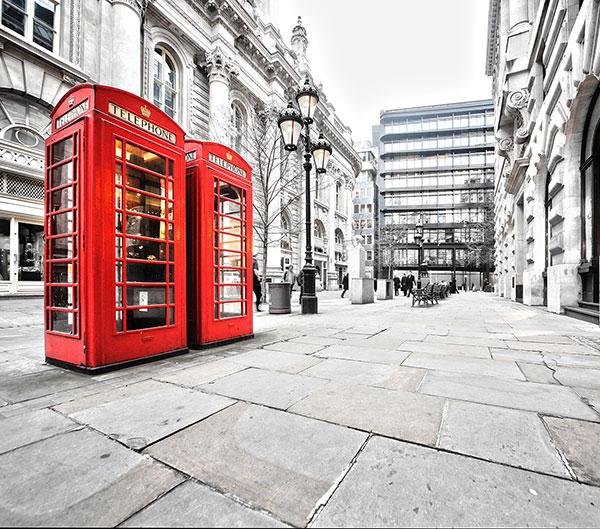 Viajar a el Reino Unido