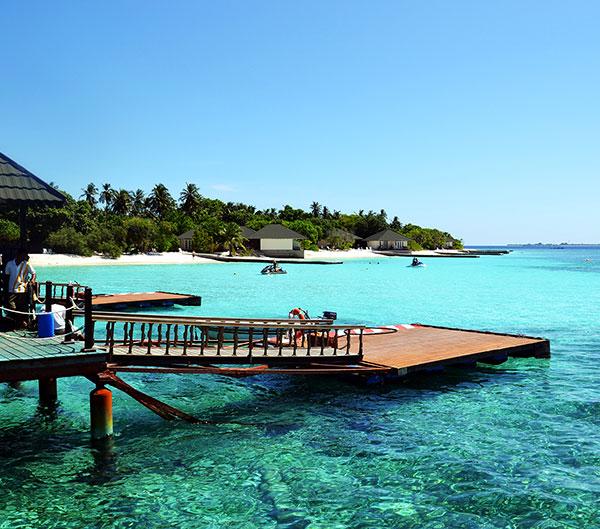 Viajar islas exoticas