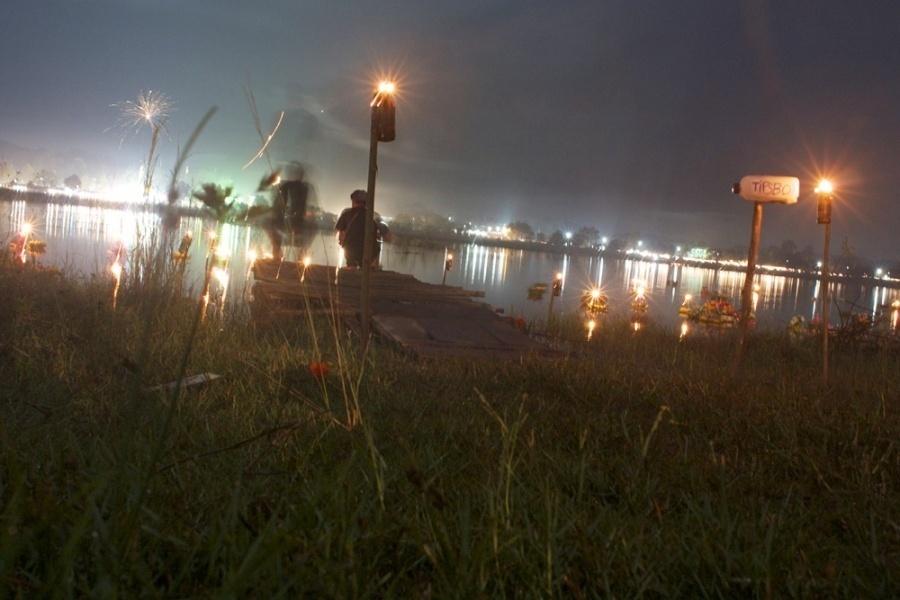 Festival Thailandes Loy Krathong