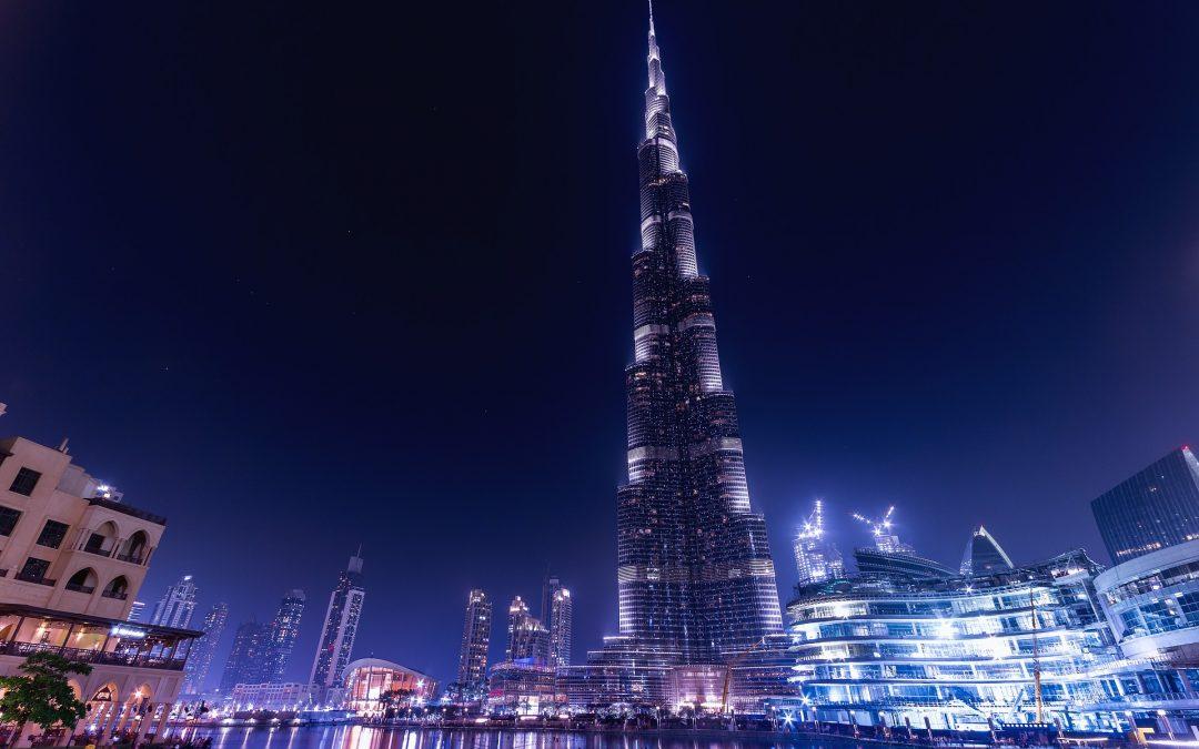 6 razones para viajar a Dubái