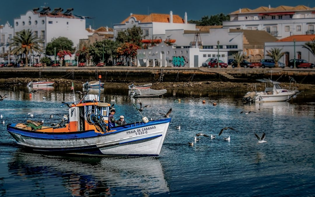 Tavira, el Algarve monumental y natural