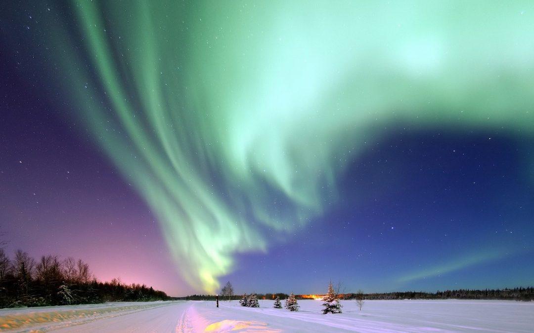 Los mejores países donde ver Auroras Boreales